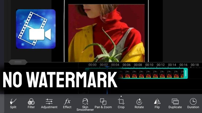 powerdirector mod apk no watermark